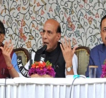 Kashmir: 5 Cs will resolve Kashmir: Rajnath, 'Green shoots of peace visible in Valley