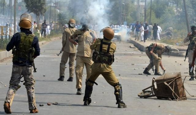 Kashmir: Grenade attack on minister kills three