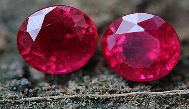 Rubies, the buried treasures of Azad Kashmir