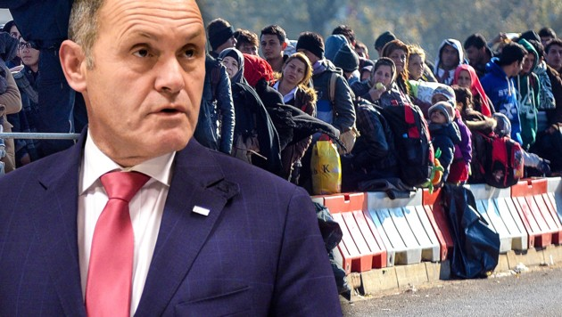 "Austria: ""Deport swiftly and more consistently"", says Interior Minister"