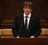 Catalan independence vote on hold