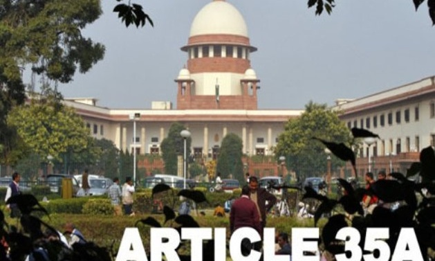 Kashmir: Several Jammu groups support Article 35-A; claims Civil society panel