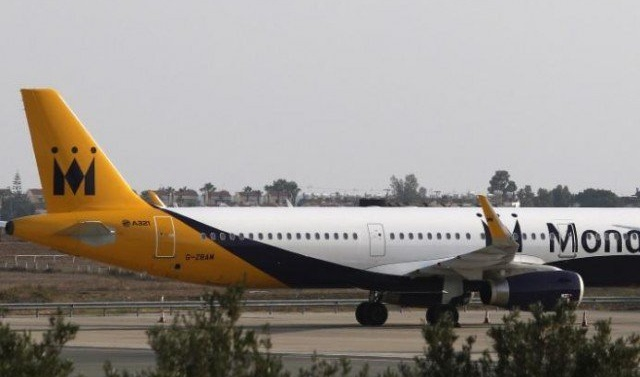 Monarch Airlines collapses leaving 110,000 stranded abroad