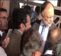 Pakistan: Interior minister, other cabinet members denied entry into accountability court premise