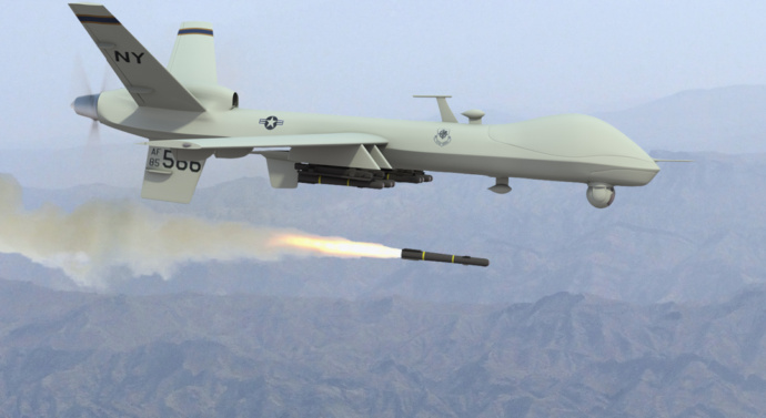 US expert warns of drone strikes in Pakistan's KP, Balochistan