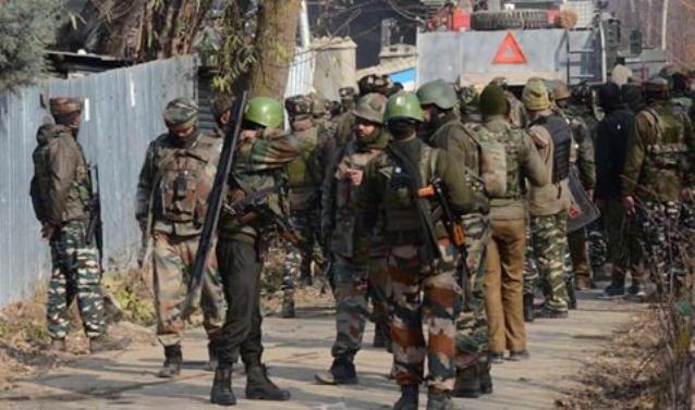 Kashmmir: LeT commander among four militants killed in gunfights