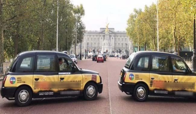 Anti-Pak campaign on London cabs stopped