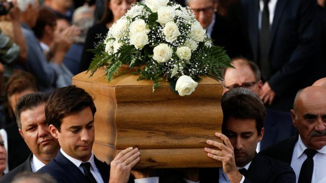 Malta leaders barred from blogger funeral