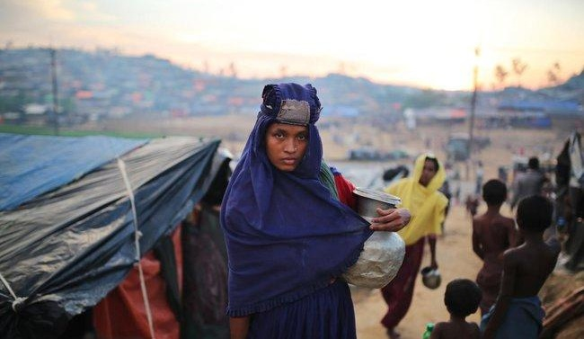 Myanmar troops systematically gang-raped Rohingya women: UN envoy