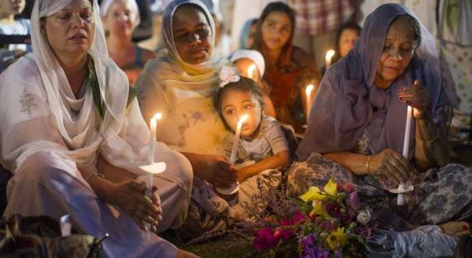US hate crimes rise for second year, Hindus and Sikhs among those targeted
