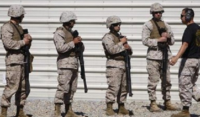 US marine instructor jailed for abusing Pakistani-American recruit, other Muslims