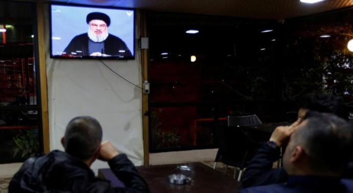Nasrallah rejects Arab League statement on Hezbollah