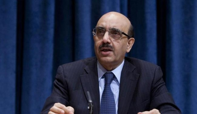 AJK president asks UN to implement its resolution on Kashmir