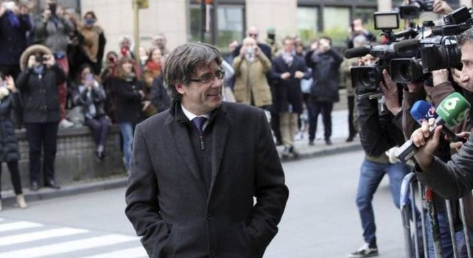 Spanish SC to decide fate of separatist leaders on Monday