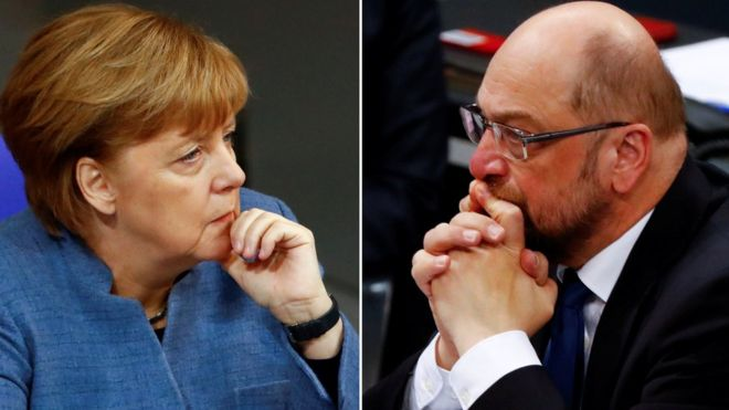 Breakthrough in Germany coalition talks