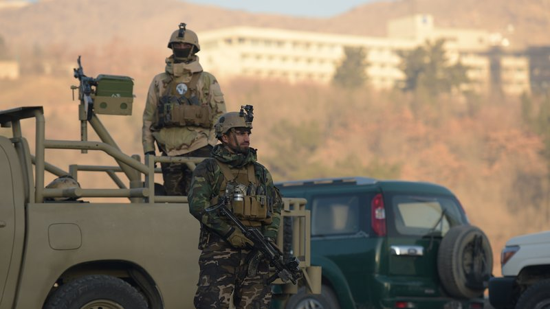 Fourteen foreigners confirmed dead in Kabul hotel attack