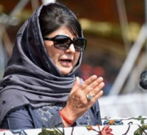 Mehbooba says Pak-India dialogue only option to end Kashmir violence