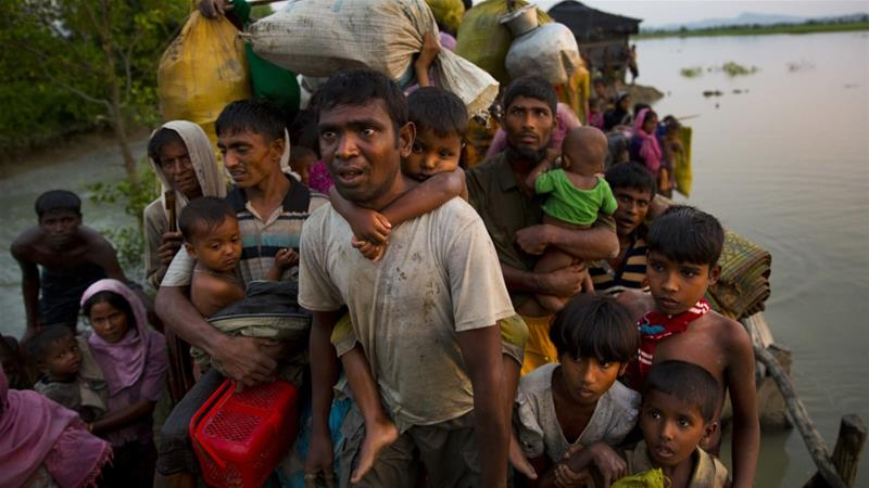 UN official: Rohingya camps at risk of deterioration