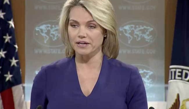 US calls on Turkey not to take action in Syria's Afrin
