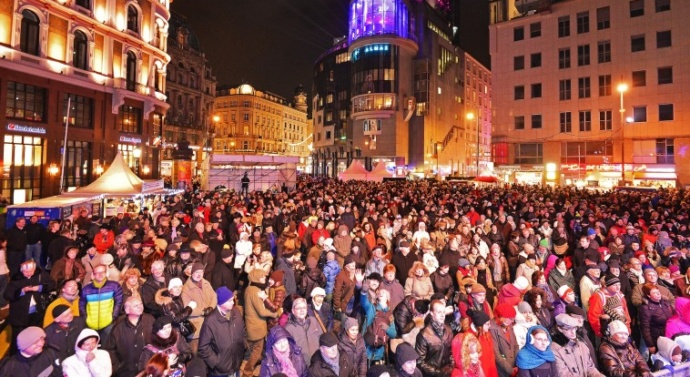 What the Viennese lose on New Year's Eve