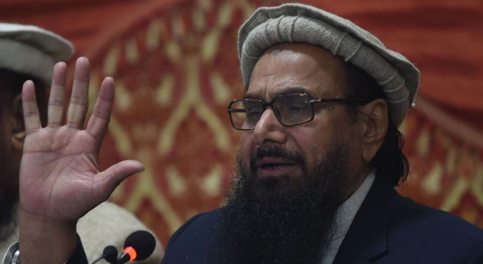 Pakistan moves to ban Hafiz Saeed and other UN-listed terrorists, seize assets