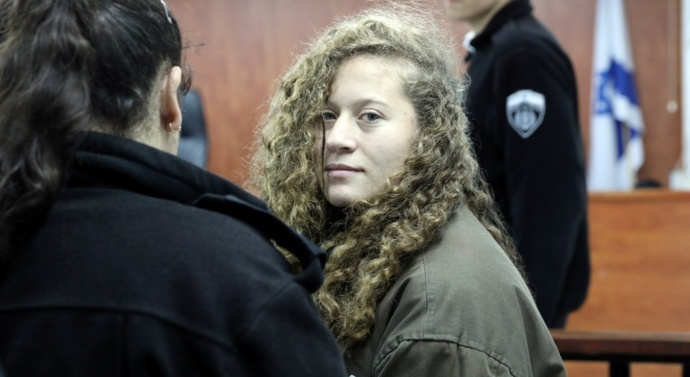 Israel court holds Ahed Tamimi's trial behind closed doors, despite teenager's appeal to allow media coverage