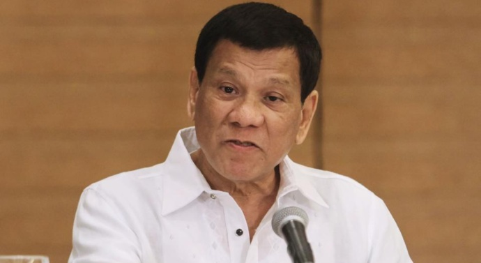 Philippine: Duterte tells soldiers to shoot female rebels in their genitals