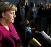 Merkel ready for 'painful compromises' to seal government deal