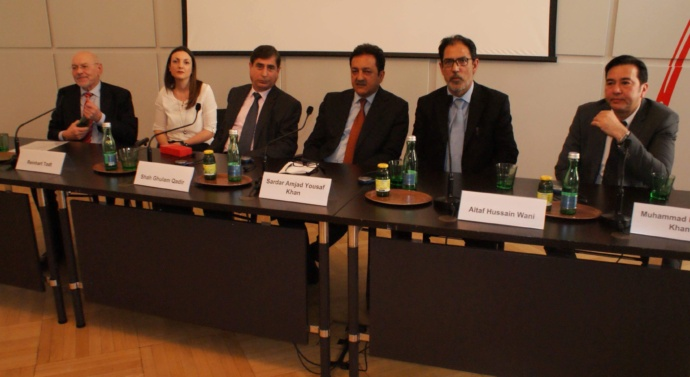 "Austria: A one day conference on ""Kashmir a humantarian crisis"" held in Vienna"