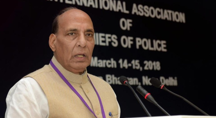 Willing to cross border to protect Kashmir, claims Indian home minister