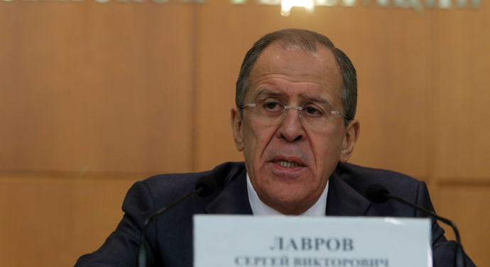US training Europeans to use nukes against Russia: Lavrov