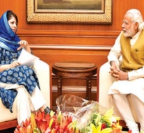 Kashmir Dire need to deescalate border situation; says Mehbooba