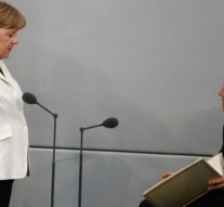 Angela Merkel sworn in for fourth term as German chancellor