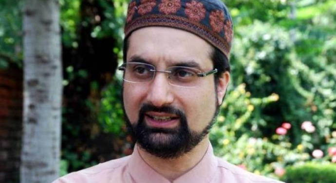 India, Pakistan must adopt realistic approach to resolve Kashmir issue: Mirwaiz