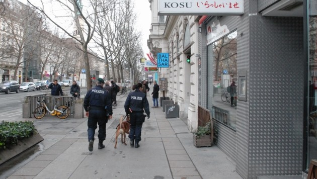 Knife attack in Vienna, Suspect in custody, anxious about family