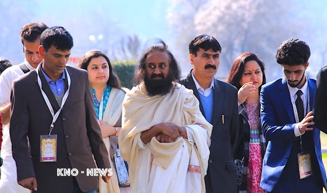 Tricked Into Attending Sri Sri Ravishankar's Event In Srinagar, Allege Locals