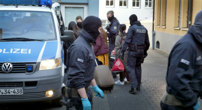 German police smash Thai forced prostitution ring in 'biggest' raids