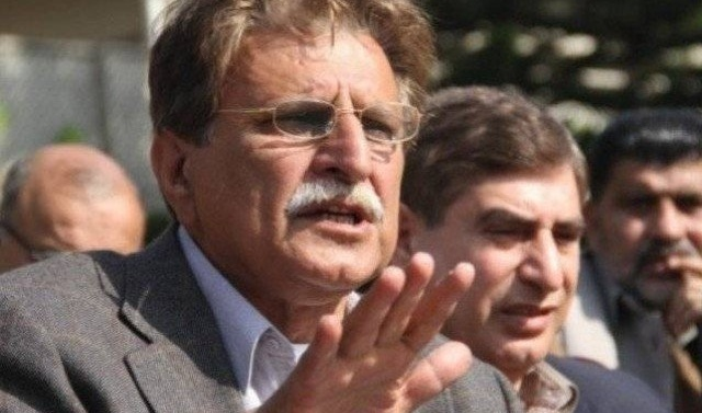 AJK premier inducts eight new ministers into cabinet