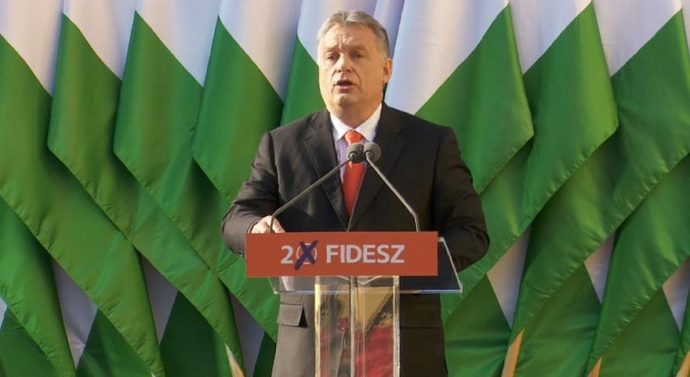 Hungary's political parties make last pitch to voters