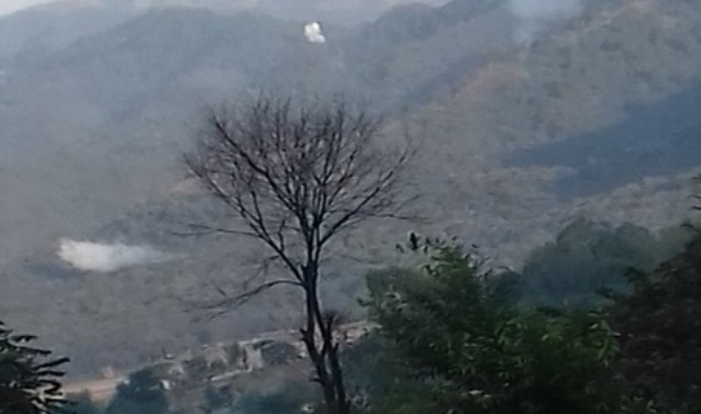 Jammu and Kashmir: LoC heats up again, army officer among five soldiers wounded in fresh firing