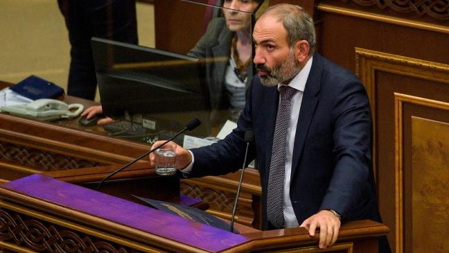 Armenia parliament picks opposition leader as PM