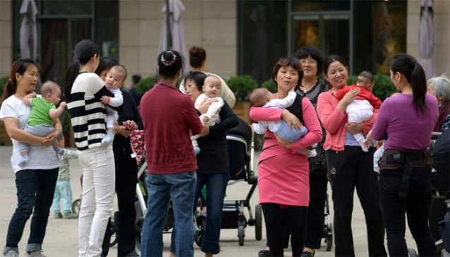 China considers scrapping birth limits by 2019
