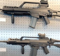 Mexico firearms export trial opens in Germany