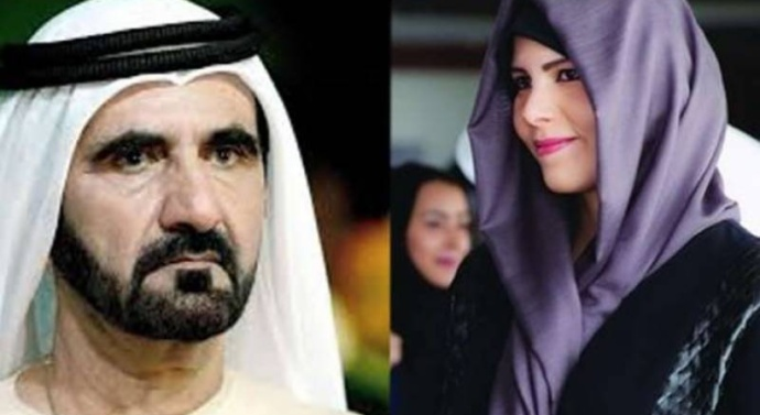 Human Rights Watch asks Dubai's ruler about runaway daughter