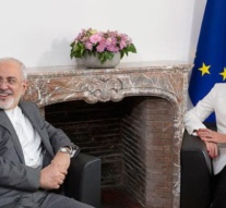 Iran upbeat on nuclear deal hopes after EU talks