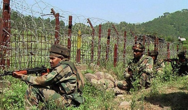 Kashmir: 5 militants killed along LoC; claims Army