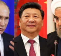 Russia, China tighten ties with Iran