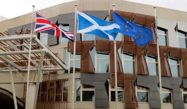 Scottish Parliament rejects UK's Brexit bill