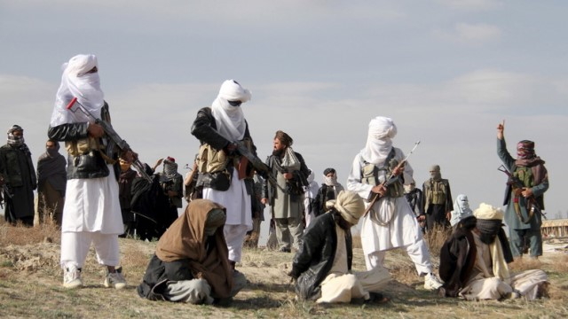 Taliban issue attack warning, ask Kabul residents to stay away from 'military centres'