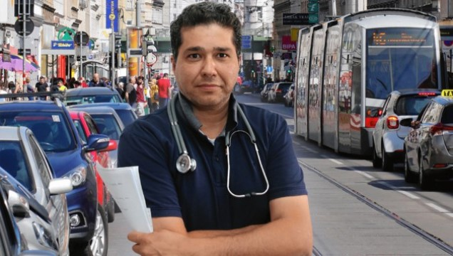 Austria: For a sick leave, a Syrian beats doctor on a Viennese clinic